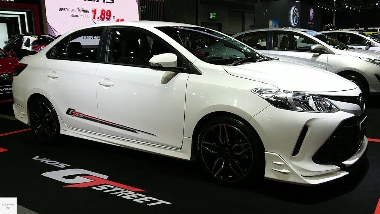 Toyota Vios phiên bản TRD GT
