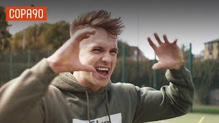 i definitely lost my head   joe weller why i love the ucl with pepsi max