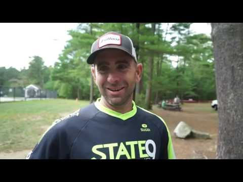 Freetown 50: Andy Gould  4th  Wanted to drop out for 2 12 hours