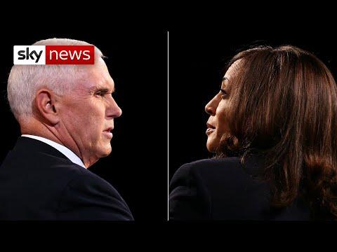 HIGHLIGHTS: Pence v Harris Vice Presidential debate