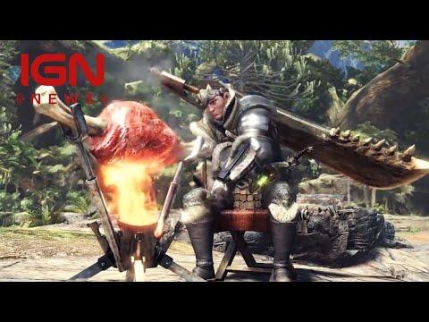 Monster Hunter: World Ships 10 Million Units, Breaks Capcom Record - IGN News thumbnail
