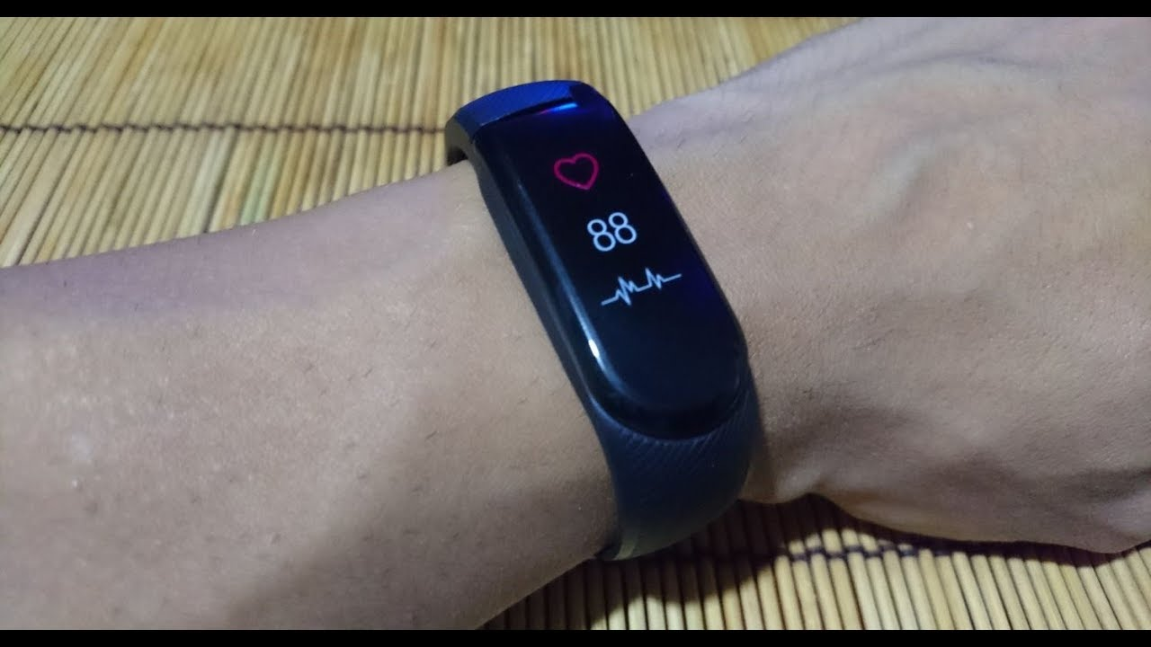 9713cd48ec73 Review: Chereeki Pulsera Inteligente Fitness Tracker Monitor