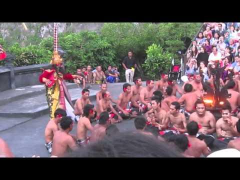 SE Asia Trip - 2011/04/01 - Bali, Indonesia - Kecak (Ramayana Monkey Chant)