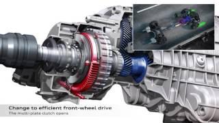 Audi  - Trazione integrale Quattro Ultra - Autopareri Forum(La trazione integrale Quattro, adatta a powetrain longitudinali (modelli da A4 in su), abbandona il differenziale centrale meccanico per lasciar posto ad uno a ..., 2016-03-10T23:33:13.000Z)