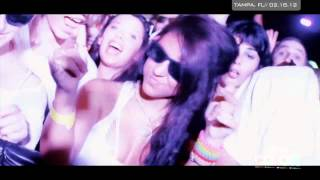 R3hab @ Dayglow, Tampa 18th of February 2012 [Aftermovie]