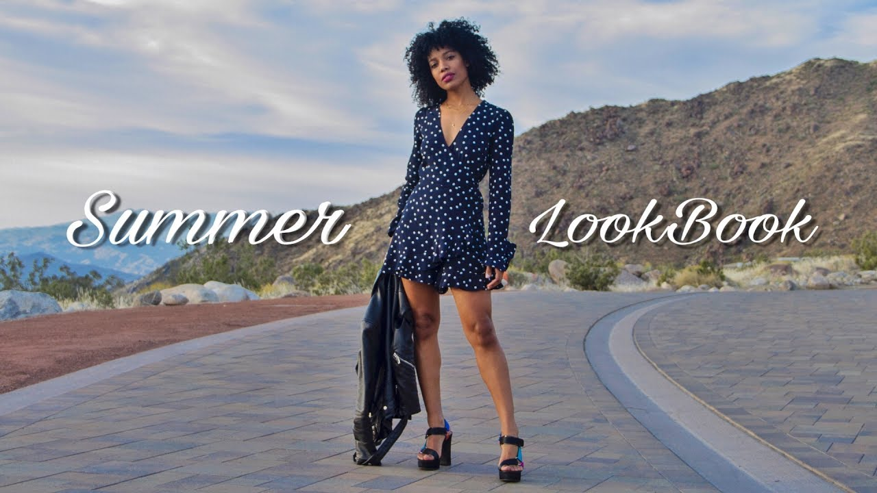 [VIDEO] - Summer LookBook   perfect outfits for summer 2