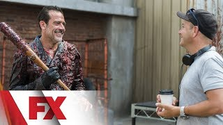 The Walking Dead 8. Sezon: 5. Bölüm Kamera Arkası