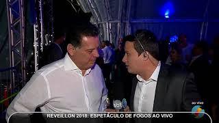 JMD (01/01/18) - TV Serra Dourada e Dia Online transmitem ao vivo o réveillon 2018 de Goiânia