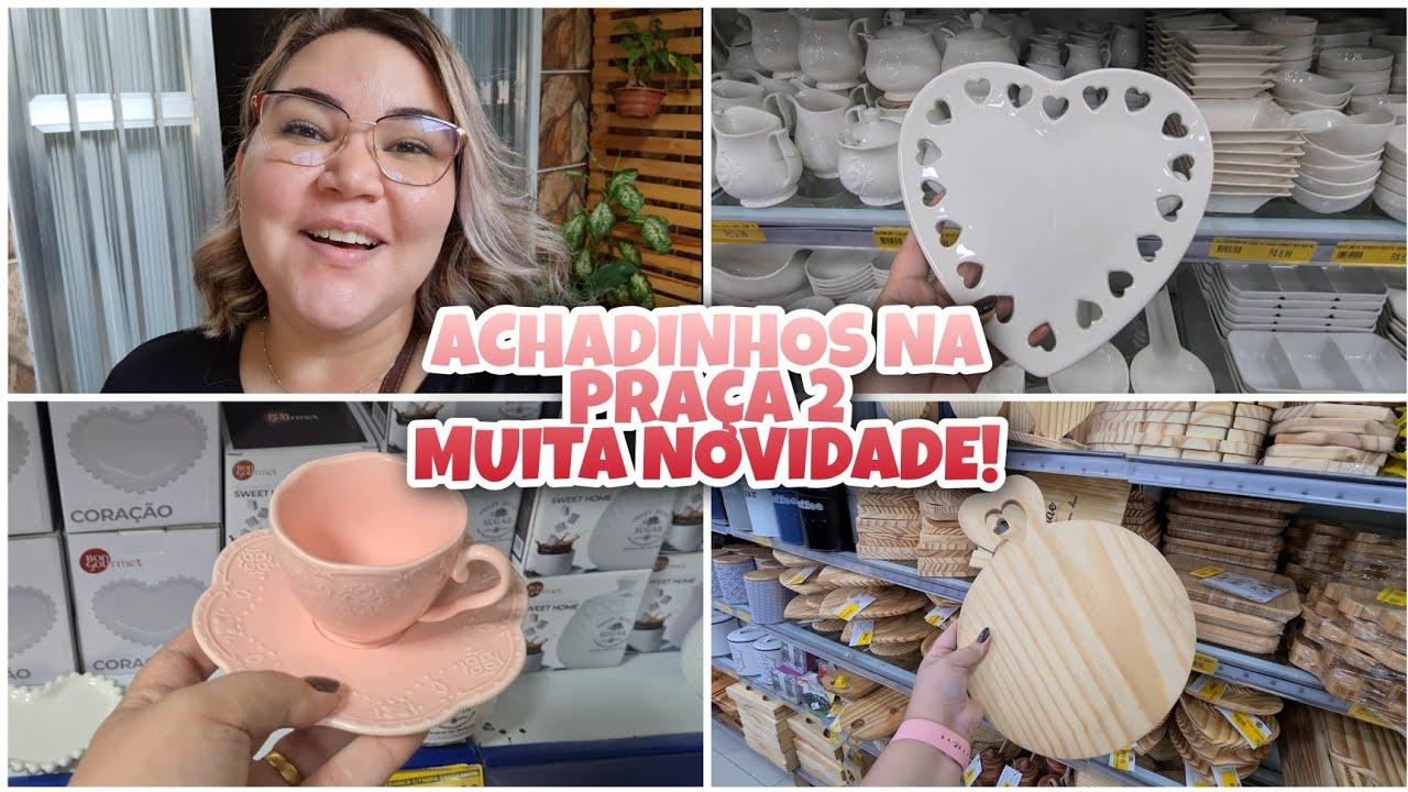TOUR E ACHADINHOS PRO LAR NA PRAÇA 2 - RJ | BELL'ART | ARENA CENTER | VEM KV | PETRO LOUÇAS