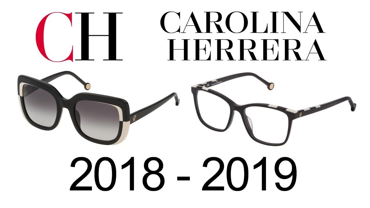 d1736fefbcd Carolina Herrera Fall Winter 2018 - 2019 Womens Eyewear Collection -  selectspecs.com