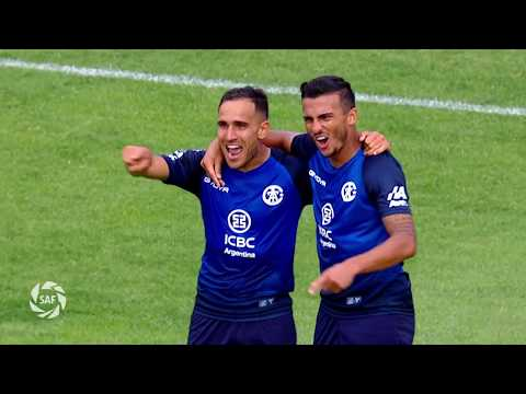 Atl. Huracan Talleres Cordoba Goals And Highlights