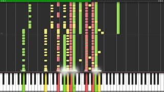 [PIANO] Rammstein - Du Hast