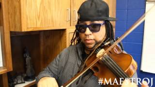 "Fetty Wap - ""TRAP QUEEN"" on VIOLIN"