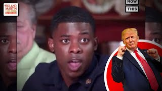 Black Trump Supporter Clutches Pearls Over 45's Racist 'Go Back' Attacks; Questions Loyalty To Trump