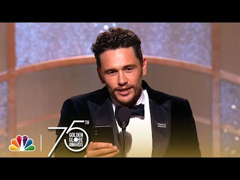Download Youtube: James Franco Wins Best Actor, Musical or Comedy at the 2018 Golden Globes
