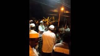 HABIB HAMID MAULADAWILAH - TA'ZIYAH SAYID BUBAK MD