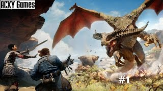 Dragon Age Inquisition co-op Gameplay Part 1