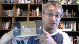 From the Star Wars Home Video Library #108.1: 2004 Original Trilogy FS Anti-Theft Set