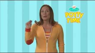 Potty Time Training DVD
