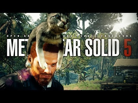 THE FUN SMASHER | Metal Gear Solid 5: Online |