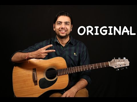 Atif Aslam: Pehli Dafa Song | GUITAR LESSON AND COVER | ALGORYTHM