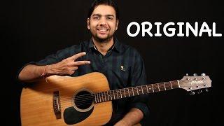 Atif Aslam: Pehli Dafa Song | GUITAR LESSON AND COVER | ALGORYTHM