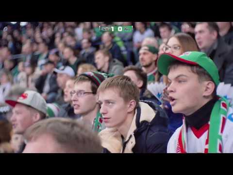 Кубок Гагарина 2017, Ак Барс - Салават Юлаев 2:1 (Матч 1)