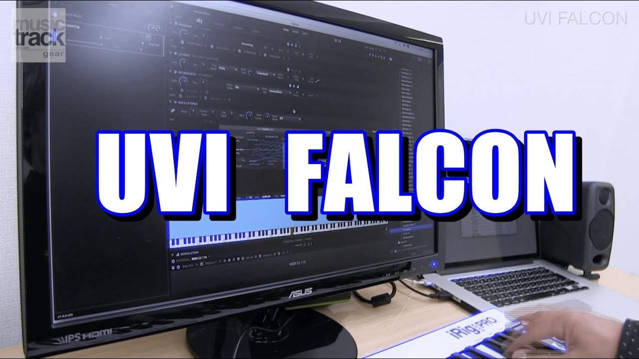 uvi falcon demo review youtube. Black Bedroom Furniture Sets. Home Design Ideas
