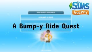 "It's gonna be a ""bump-y"" ride in this most requested update video a..."