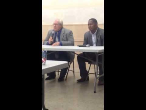 Rex Richardson Long Beach City Council Debate