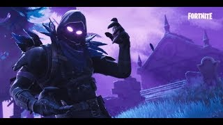 Fortnite Raven Skin Gameplay
