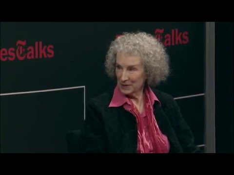 Martin Amis, Margaret Atwood, E.L.  Doctorow | Interview | TimesTalks