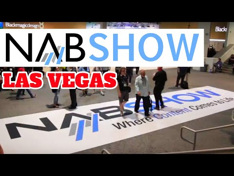 NAB Show 2018 Las Vegas Convention Center