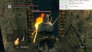 Dark Souls - the slow walk of shame