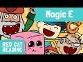Magic E | Fun Phonics | Phonics Song  | Made by Kids vs Phonics