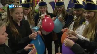 Warm draaien voor carnaval in Ursem