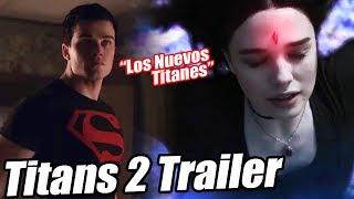 TITANS Temporada 2 Trailer (Sub Español) + Análisis