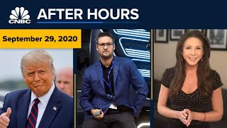Trump's Tax Bill Takes Centerstage Ahead Of Debate: CNBC After Hours