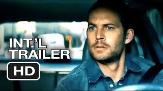 Vehicle 19 International TRAILER #1 (2013) - Paul Walker Movie HD