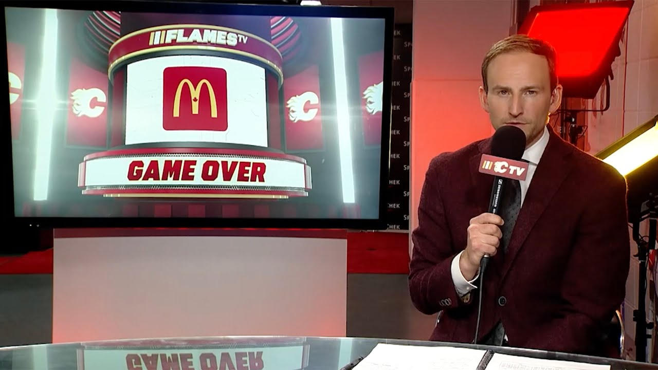 Game Over - Flames vs. Ducks - 18.10.21