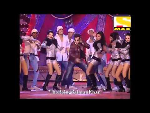Salman Khan rocking performance - 20th February...