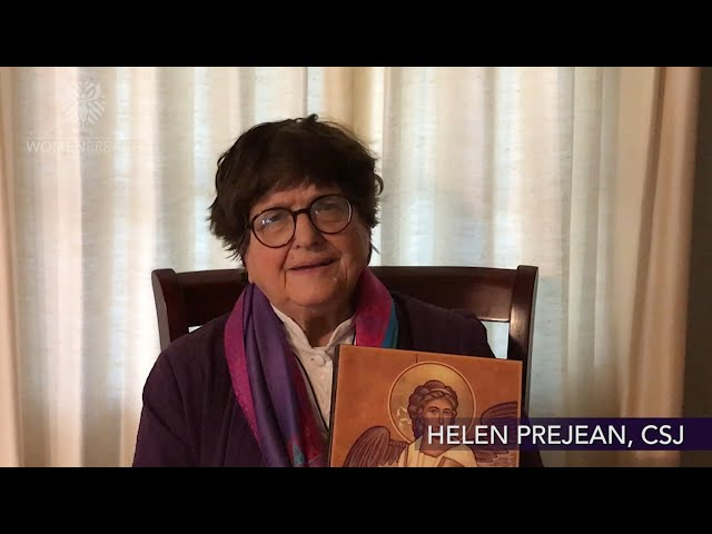 Sister Helen Prejean, CSJ Preaches for Easter