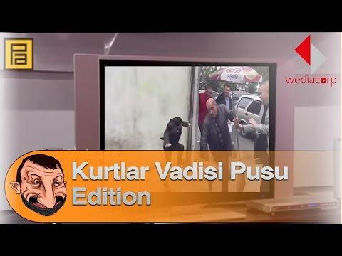 Köksal Baba Kurtlar Vadisi Pusu Edition-2016