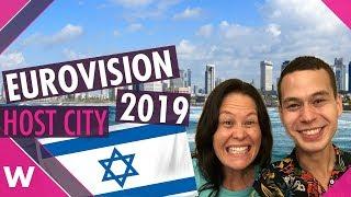 Eurovision 2019: Tel Aviv is Host City