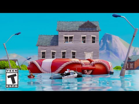 Fortnite - Chapter 2 Season 3 | Launch Trailer