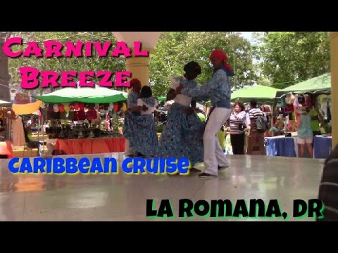 La Romana DR - Carnival Breeze Port