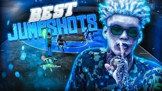 REVEALING THE BEST JUMPSHOTS ON NBA 2K19 FOR ALL ARCHETYPE | PLAYSHARPS, LOCKDOWNS, STRETCH BIGS