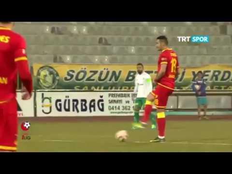 Şanlıurfaspor 2-2 Göztepe | Maç Özeti HD