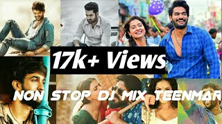 Telugu songs DJ nonstop theenmaar latest hit songs