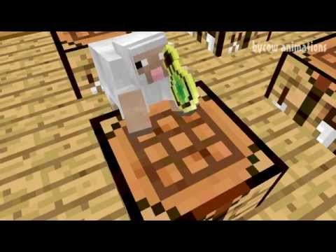 Monster School: Mob Crafting (Minecraft Animation)